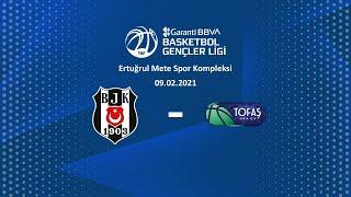 Beşiktaş JK – Tofaş Garanti BBVA BGL A Grubu 1.Hafta