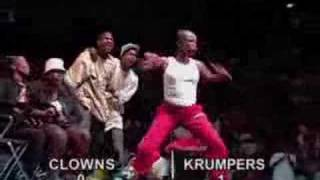 Krump battle from the movie RIZE. Songs: Rize Score Suite - Flii St...