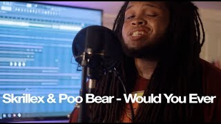 Skrillex & Poo Bear - Would You Ever (Cover) By KidTravisOfficial & Just Shad Video