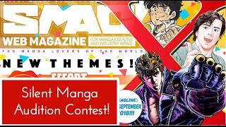 Silent Manga Audition Contest