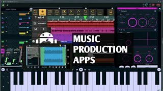 Top 5 Mobile daw apps (Android)