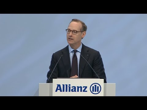 Annual General Meeting (AGM) of Allianz SE 2019