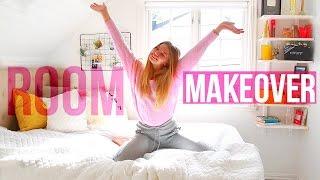 ROOM MAKEOVER!! DIY Decor, DIY IKEA Furniture HACKS & DIY Organization 2017!