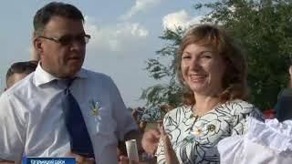 Шуточная свадьба, обряды и конкурсы: на Дону провели фестиваль