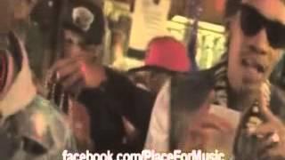 Wiz Khalifa  Work hard play hard chopped and screwed by DJ BRANDO x264