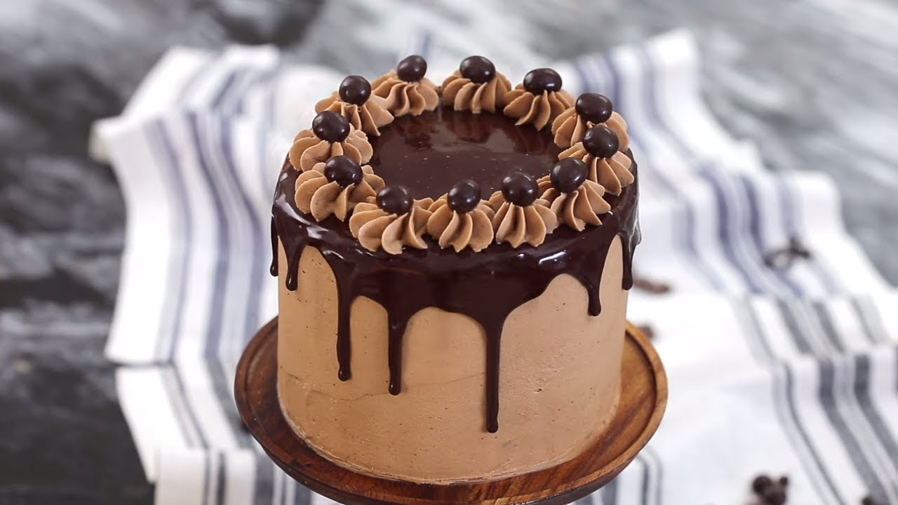 How To Make A Mocha Cake