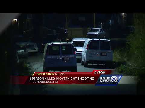 Independence police investigate fatal shooting early Thursday