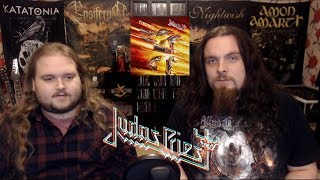 First Impressions #6: Judas Priest - Firepower (Reaction)