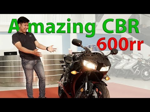 Amazing Review ever see Honda CBR 600RR