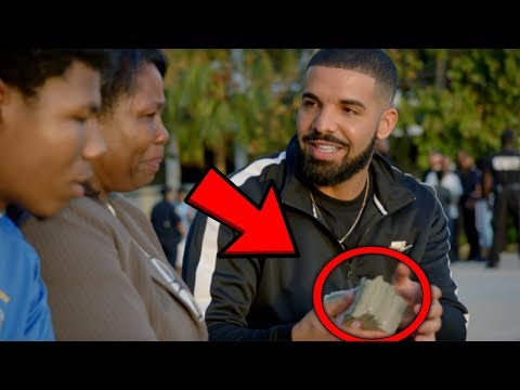 THIS IS WHY PEOPLE HATE DRAKE... (W/ God's Plan, Diplomatic Immunity & Look Alive)