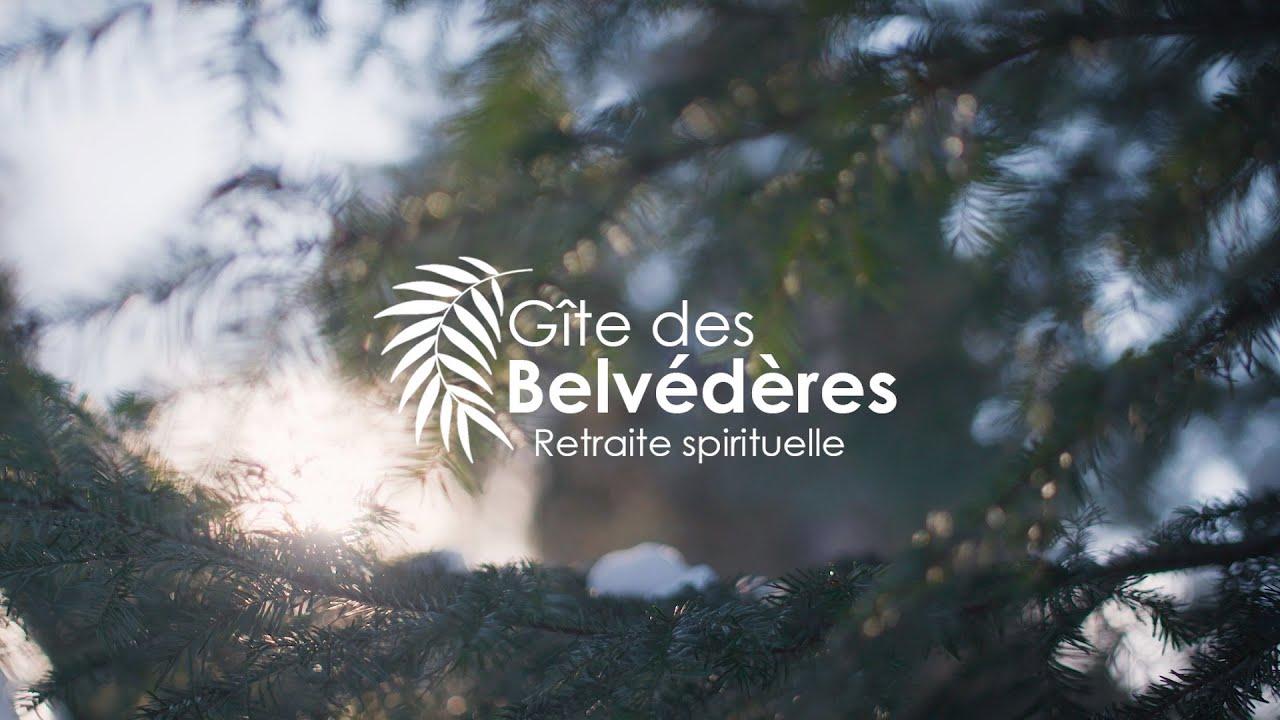 Gîte des Belvédères - Retraite spirituelle - Ressourcement