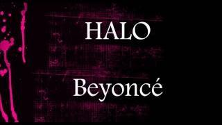 Halo - Beyoncé    Lower Key Karaoke (-3)