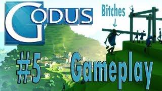 Godus - Le Massacre - Gameplay commenté 05 FR HD PC