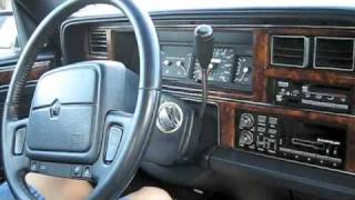 Test Drive The 1993 Chrysler New Yorker Fifth Avenue