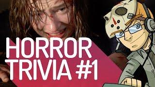 Horror Trivia #1: Kim jest Kevin?