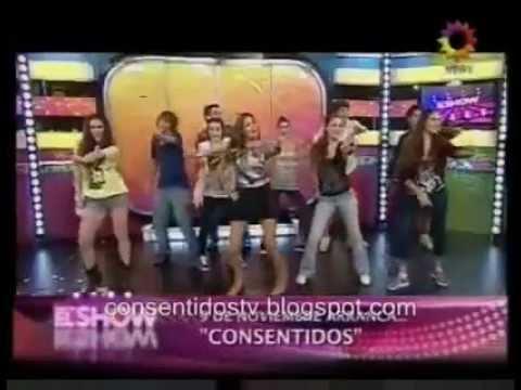 Consentidos Un Amor De Locos -