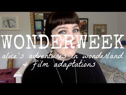 Wonderweek | Alice's Adventures in Wonderland