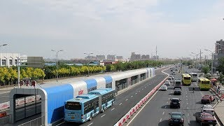 Urumqi, China: Faster, Greener and More Comfortable Transport Service with BRT