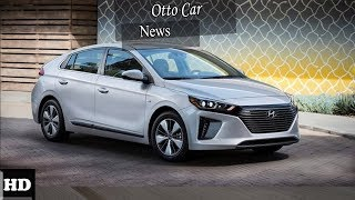 HOT NEWS  !!! 2018 Hyundai Ioniq Exterior Overview