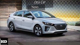 HOT NEWS  !!! 2018 Hyundai Ioniq Exterior Overview