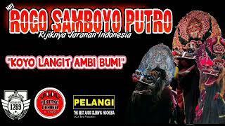 Koyo Langit Ambi Bumi- Cover Rogo Samboyo Putro