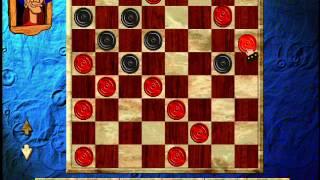 Hoyle 5 (6/10): Checkers