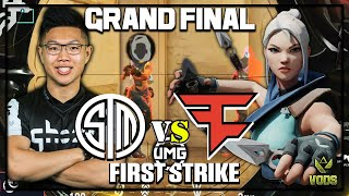 GRAND FINAL ! TSM VS FAZE | VALORANT First Strike NA UMG Closed Qualifier