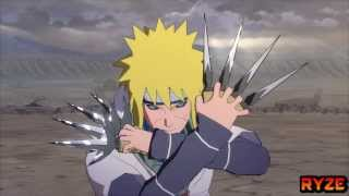 Naruto Shippuden Ultimate Ninja Storm Revolution - (KCM/Bijuu  Minato) Screenshots #2