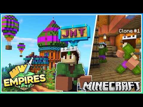 My First Shop! | Empires SMP | Ep.6 (1.17 Survival)