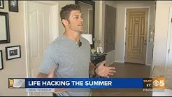 Keep your house cool and save money Tricks on beating the therm   3TV  CBS 5