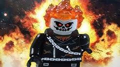 LEGO Origins of Ghost Rider
