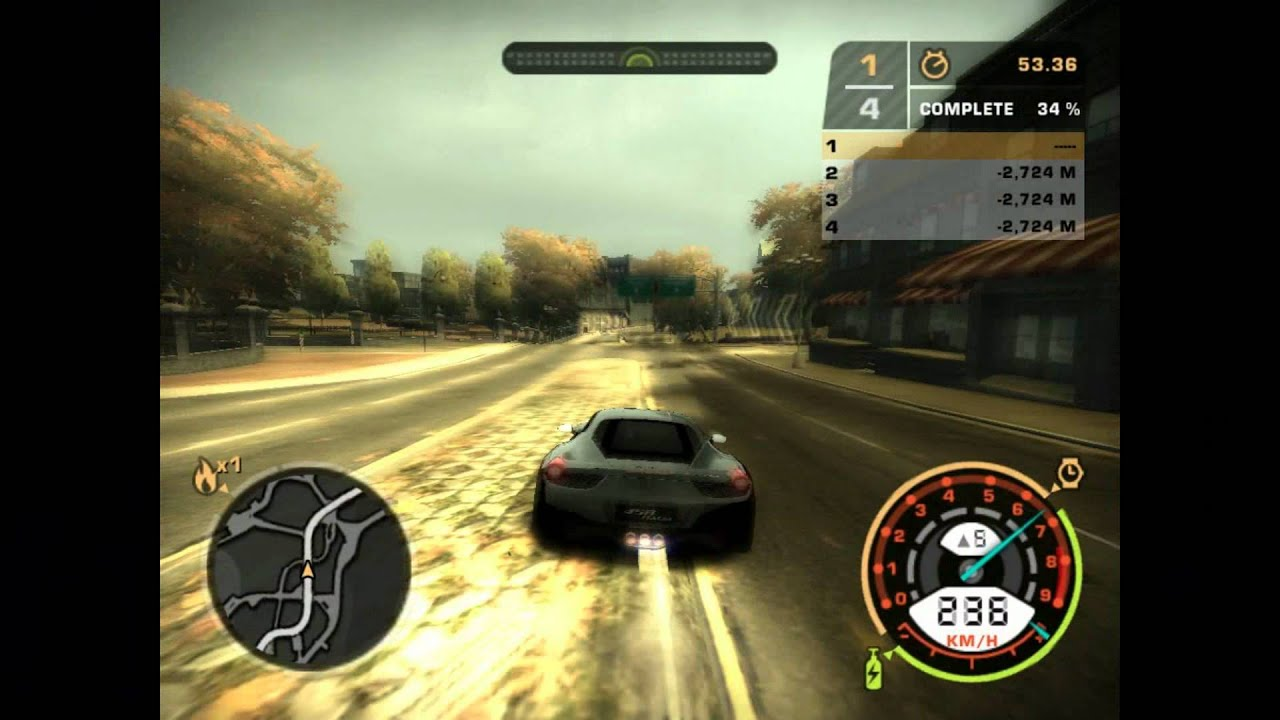 Need for speed most wanted ferrari 458 italia 2010 mod youtube vanachro Images