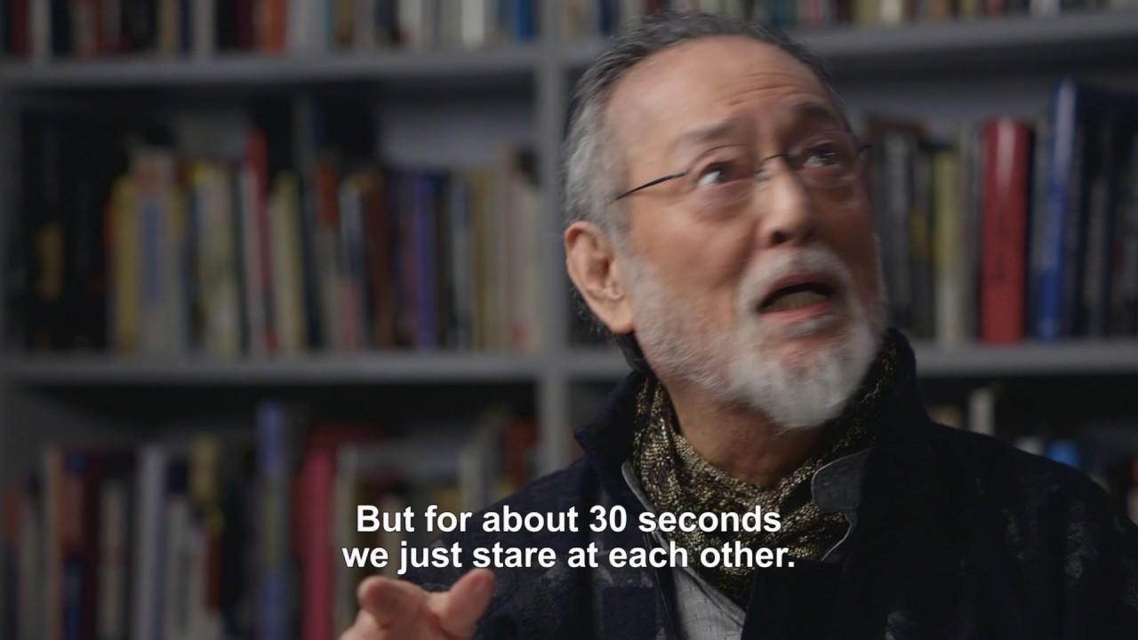 Tatsuya Nakadai on SANJURO