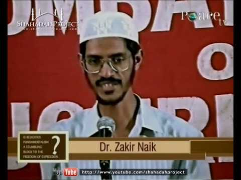 HQ: DEBATE - Religious Fundamentalism and Freedom of Expression - Dr Zakir Naik [Part 2 of 2]