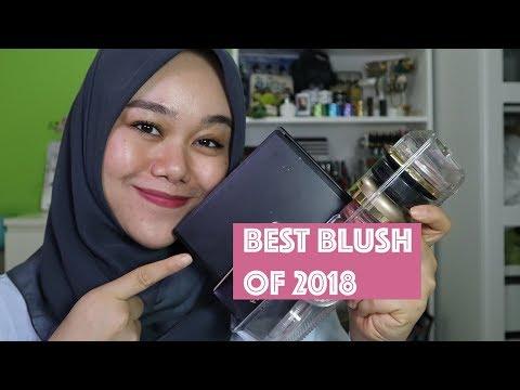 BEST BLUSH OF 2018