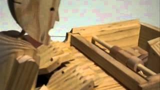Timberkits Pianist Automaton