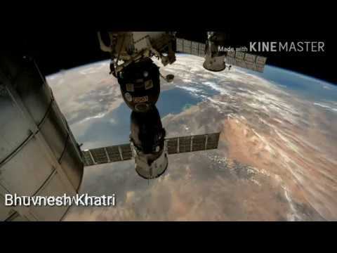 Beautiful india from international space station #knowladge