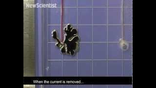 Self-fuelled liquid metal motor