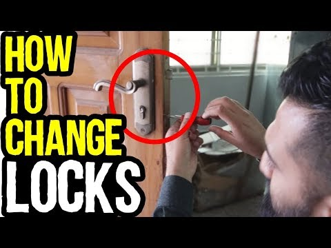 How to Change LOCKS | Azad Chaiwala Show