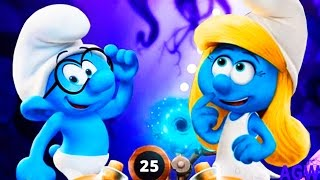 Smurfs Bubble Story Android Gameplay HD Video