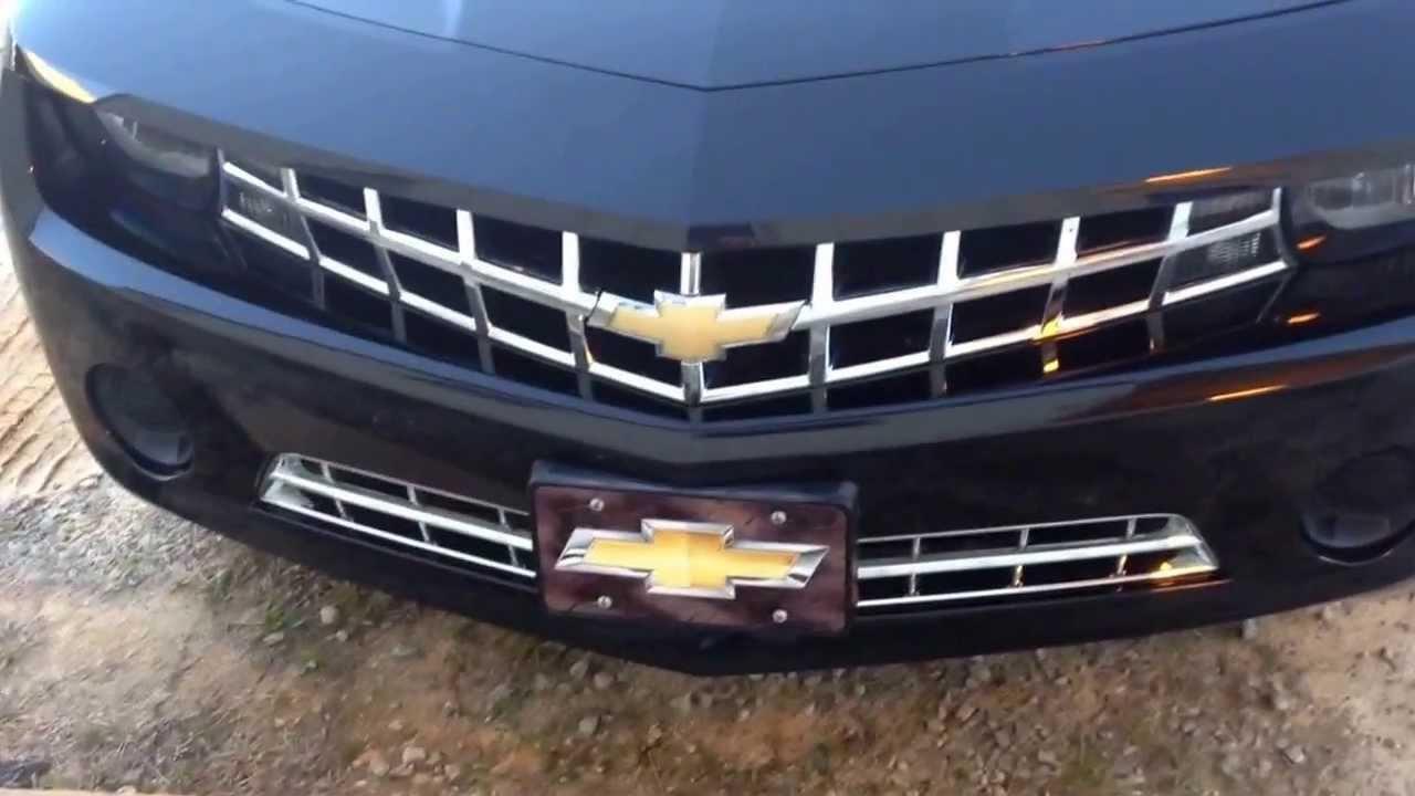 Camaro chevy camaro accessories SOLD) 2013 Chevrolet Camaro LS - Exterior Accessories - YouTube