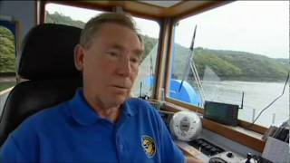 St Mawes Ferry & King Harry Ferry in Cornwall from ITV Westcountry