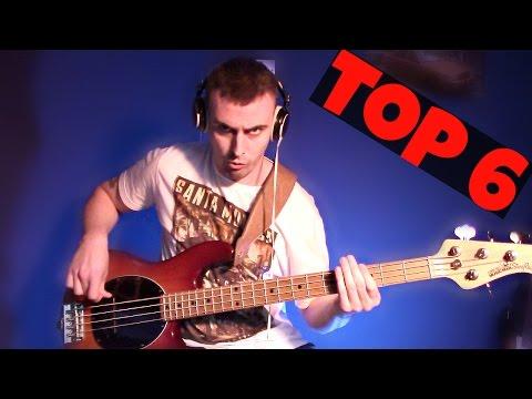 6 Great Basslines in Drop D