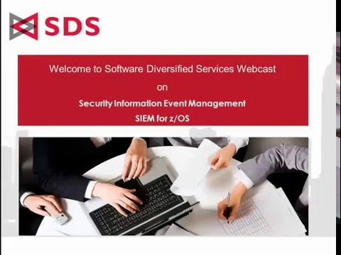 Security Information Event Management: SIEM for z/OS