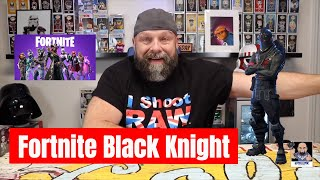 Episode 212 - Fortnite Action Figure Black Knight Un-boxing and Review