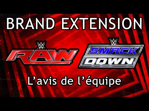 LIVE SPECIAL - WWE BRAND EXTENSION + DRAFT