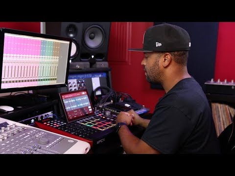 MPC X Standalone Beat Making Review | Loop Cage Dirty Vox Chops
