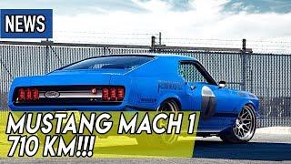 700 KM w Mustangu Mach 1, Audi R8 RWD, Aston Martin DBX - #313 NaPoboczu