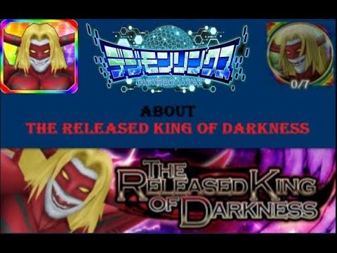 VenomMyotismon Event - The Release King Of Darkness Event Digimon Links