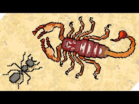 ПРИЗЫВ 20 СУЩЕСТВ В АРМИЮ МУРАВЕЙНИКА! Pocket Ants Симулятор Колонии